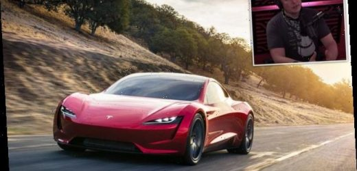 Elon Musk: New Tesla roadster could have jets so it can hover