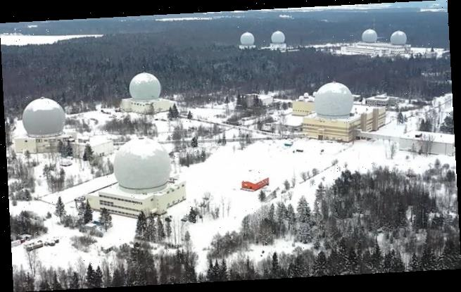 Inside Russia's doomsday nuclear defence base revealed in new footage