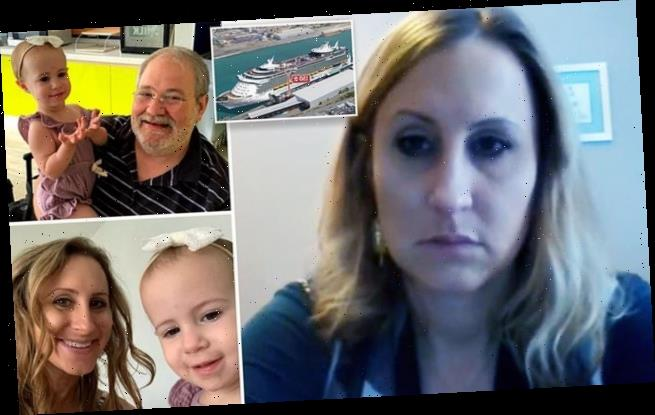 Mother of Chloe Wiegand gives heartbreaking video deposition