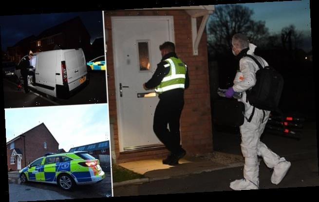 Boy of nine dies following 'serious incident' with two people arrested