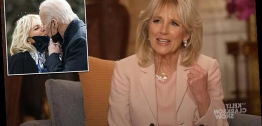 Jill Biden talks divorce and french fries in first solo interview