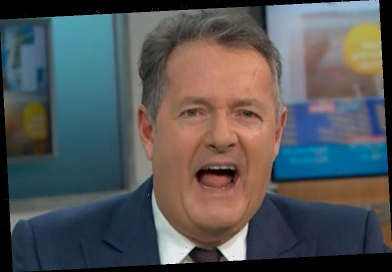 Piers Morgan slams 'ridiculous' Good Morning Britain guest after row with Kate Garraway over vaccine passports