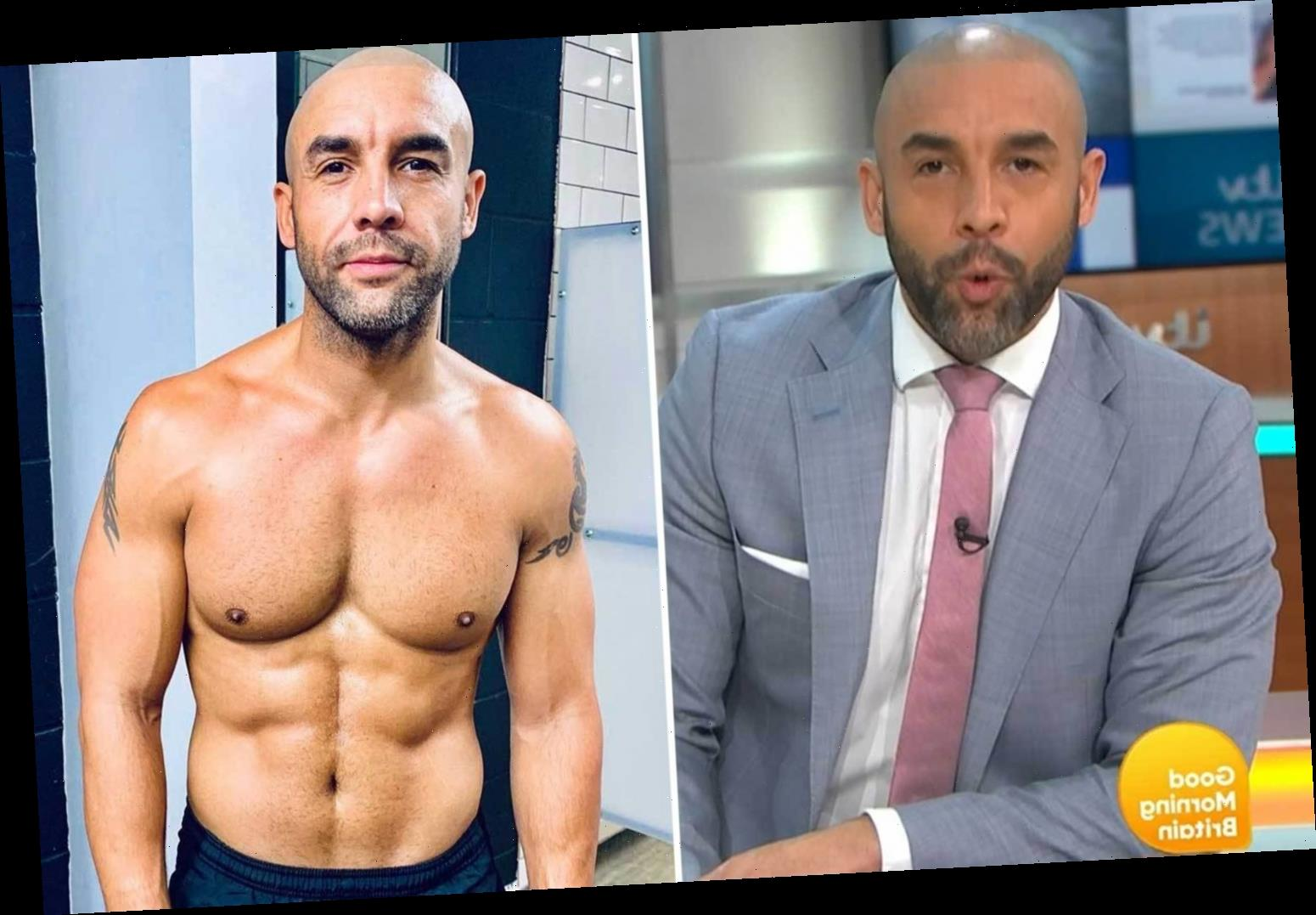 Good Morning Britain's Alex Beresford reveals vile trolling so bad 'he can't repeat it on air'
