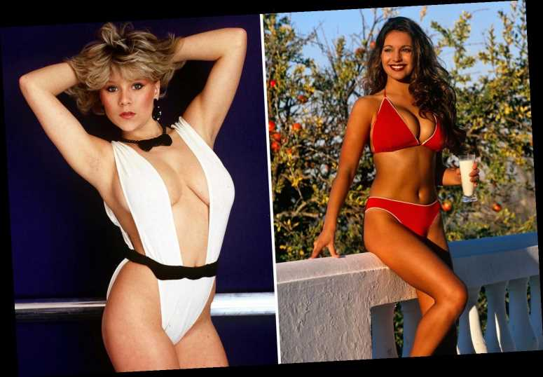 Page 3 girls who've dated A-listers – from Kelly Brook and Billy Zane to Kathy Lloyd and Eric Clapton