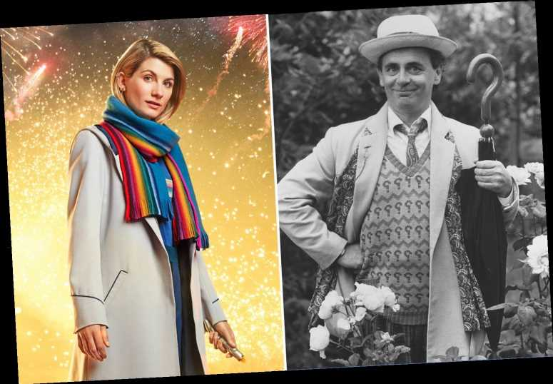 Doctor Who star Sylvester McCoy admits he was 'stupid and sexist' for objecting to Jodie Whittaker's casting