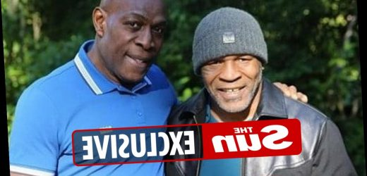 Frank Bruno 'very sad' to see Mike Tyson's plight and thinks under 'bad-boy' image was a 'humble and very good' person