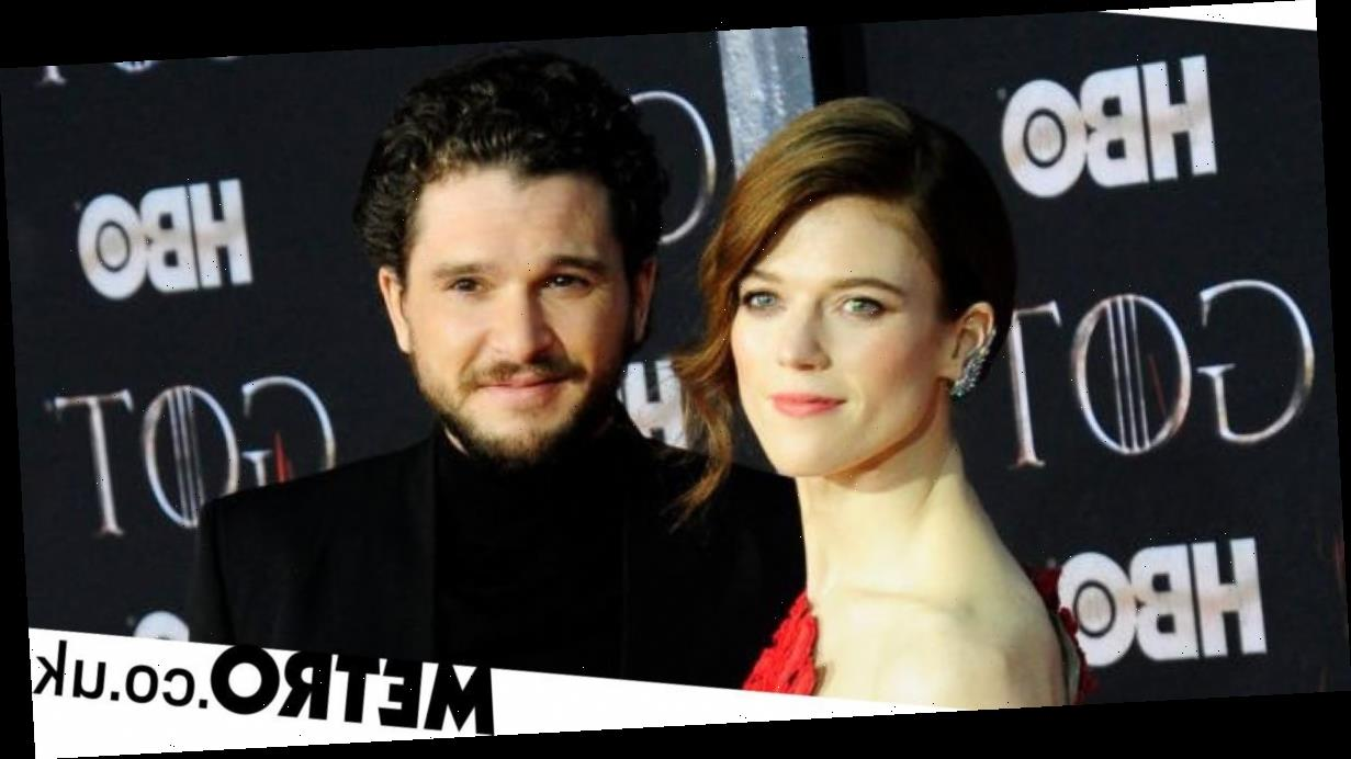 Game Of Thrones stars Kit Harington and Rose Leslie welcome baby boy