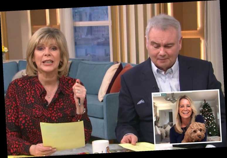 This Morning's Eamonn Holmes shocked by guest who STILL has her Christmas tree up six weeks after the big day