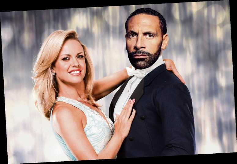 Strictly bosses approach Rio Ferdinand to take part in this year's series