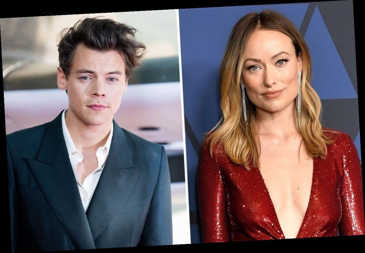 Olivia Wilde claims Harry Styles 'blew her away' with his 'talent & warmth' in first Instagram post about new boyfriend