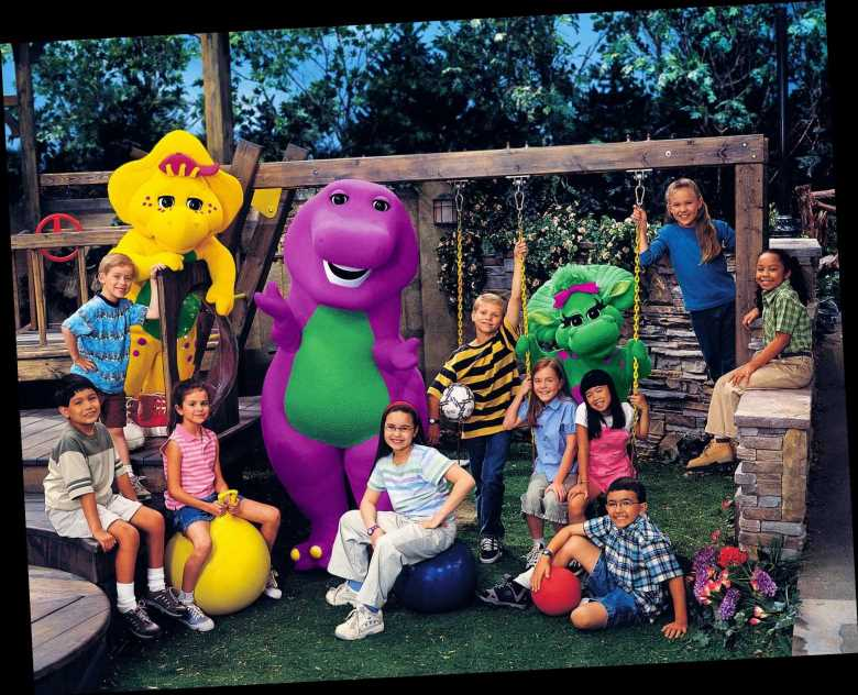 How old was Demi Lovato on Barney and Friends? – The Sun