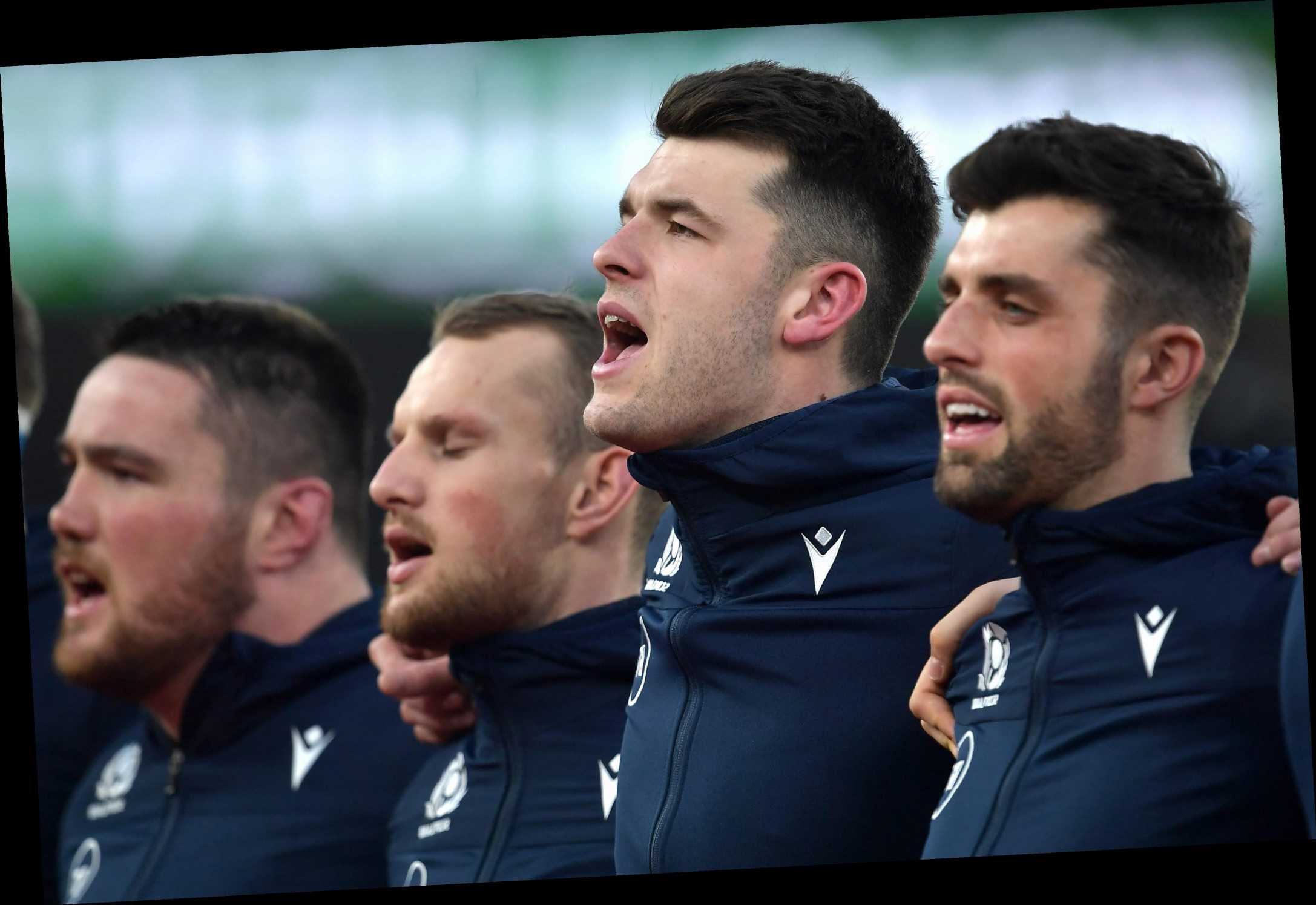 Flower of Scotland lyrics: What are the words to Scotland's national anthem and do they sing it at the Six Nations?