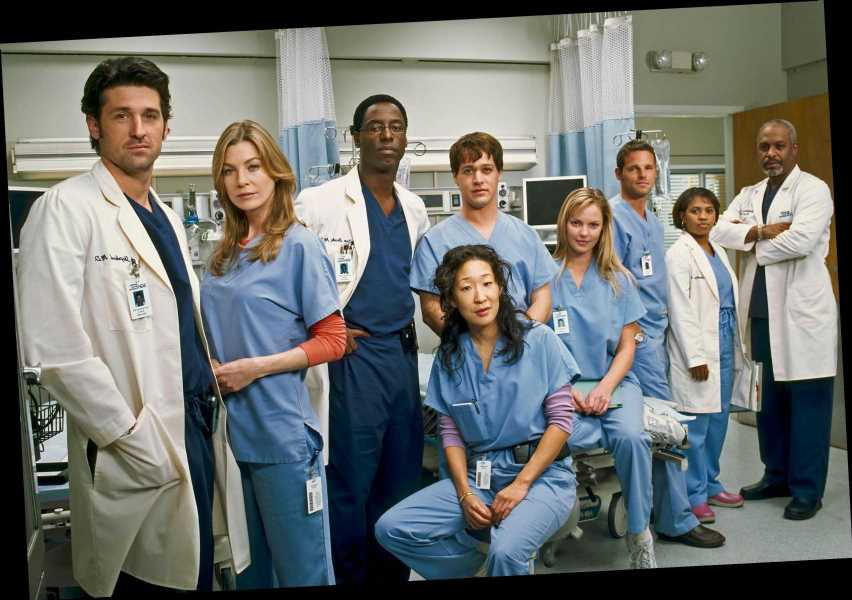 Grey's Anatomy's Patrick Dempsey wades in on show's 'toxic culture' row after explosive Ellen Pompeo claims
