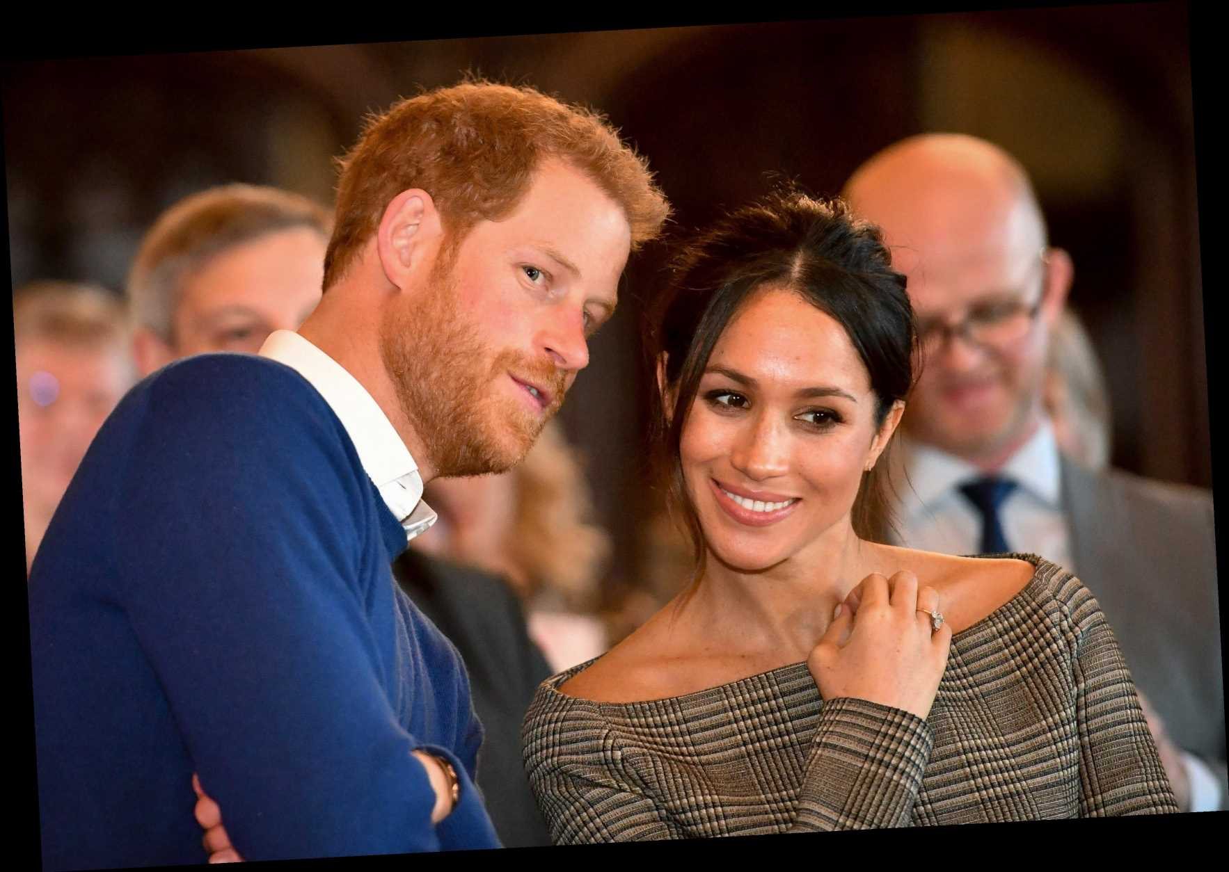 Meghan Markle and Prince Harry told the Queen baby news privately but Palace 'caught off guard with public announcement'