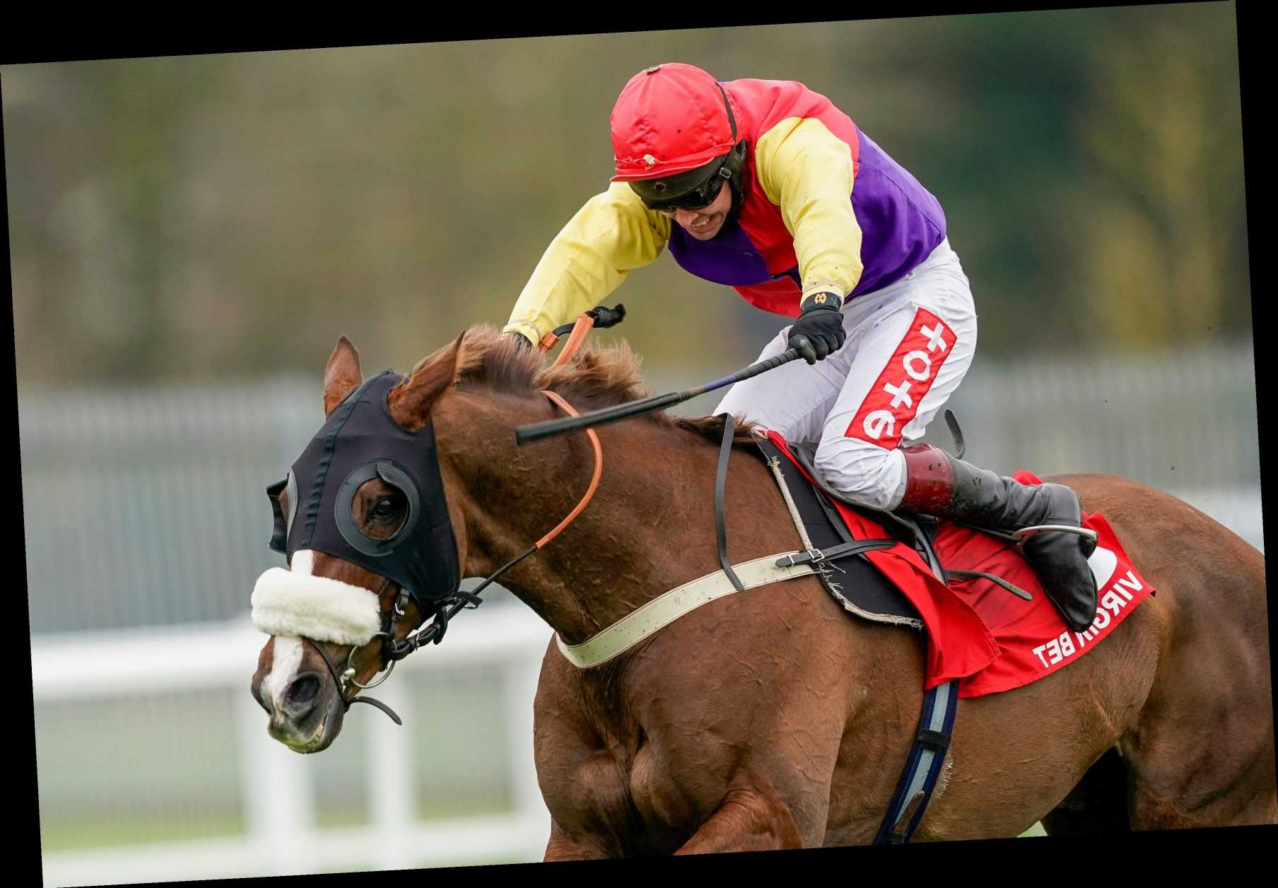 Richard Johnson rides Sandown treble as Native River stars in Cotswold Chase and Sporting John lives up to early promise