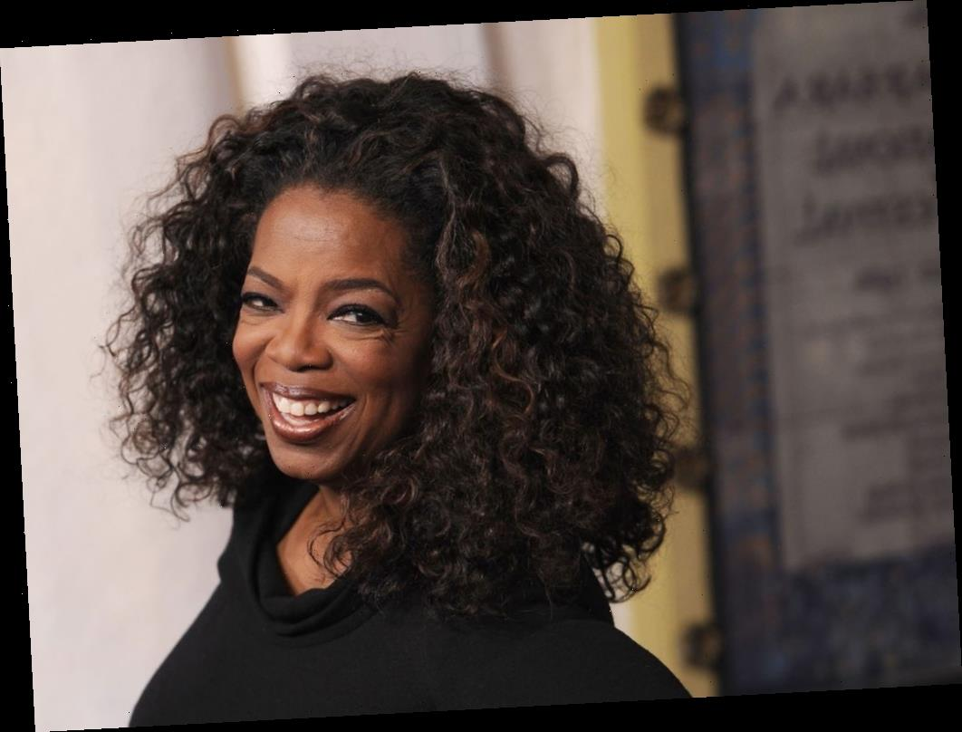 Oprah's Most Embarrassing Moment Involves Diana Ross, Blood, and a Giant Hole