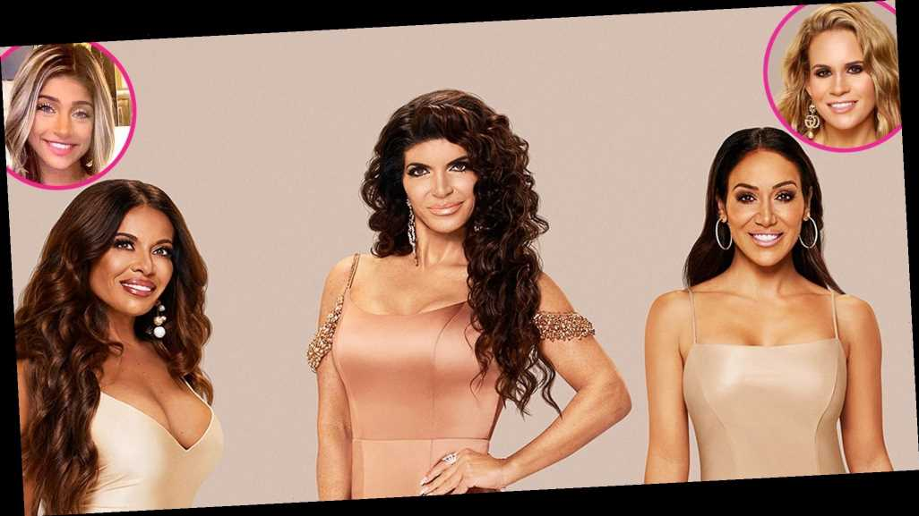 'RHONJ' Cast Reacts to Jackie Dragging Gia Into Teresa Fight