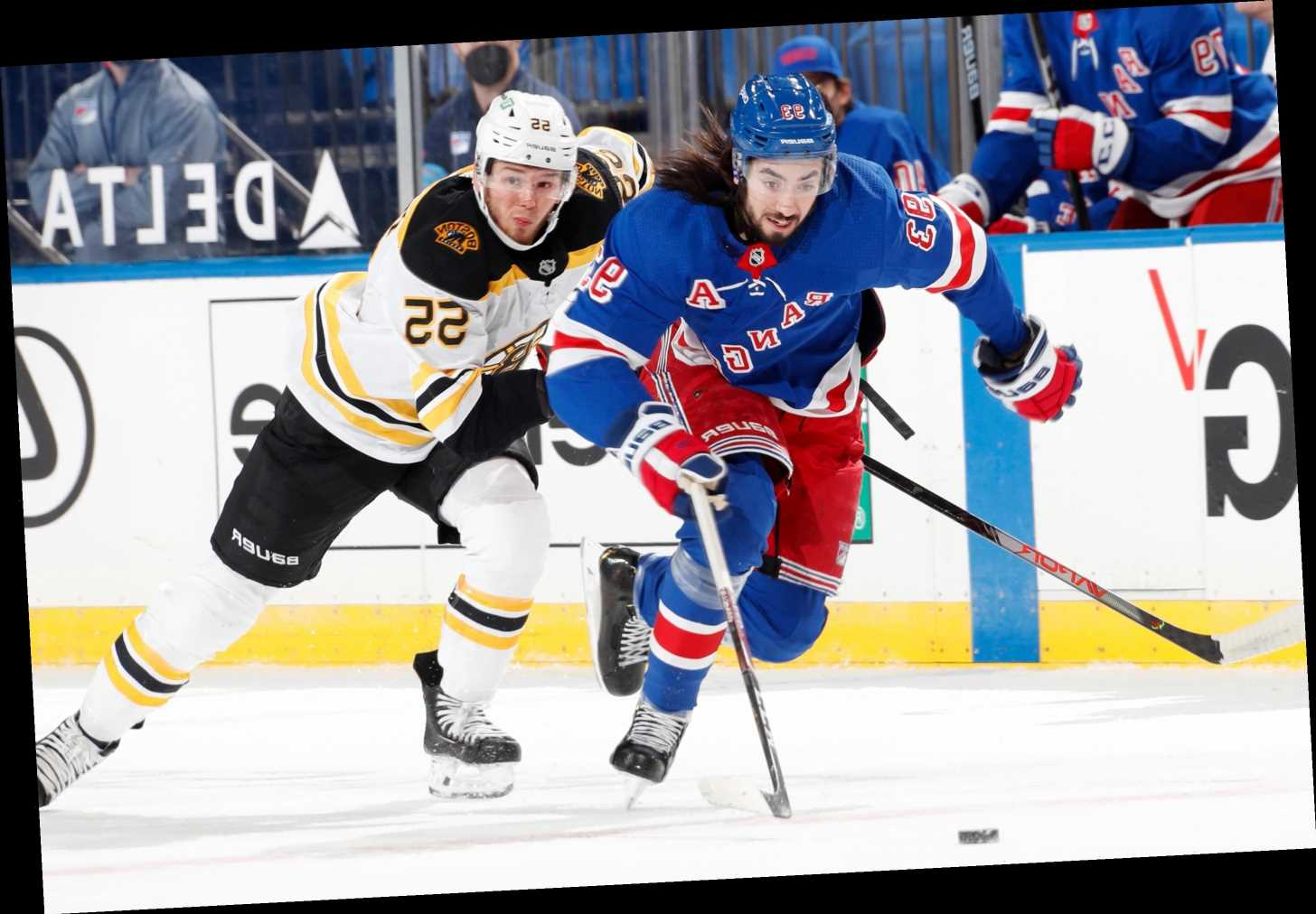 Rangers show positive signs  despite obvious offensive struggles
