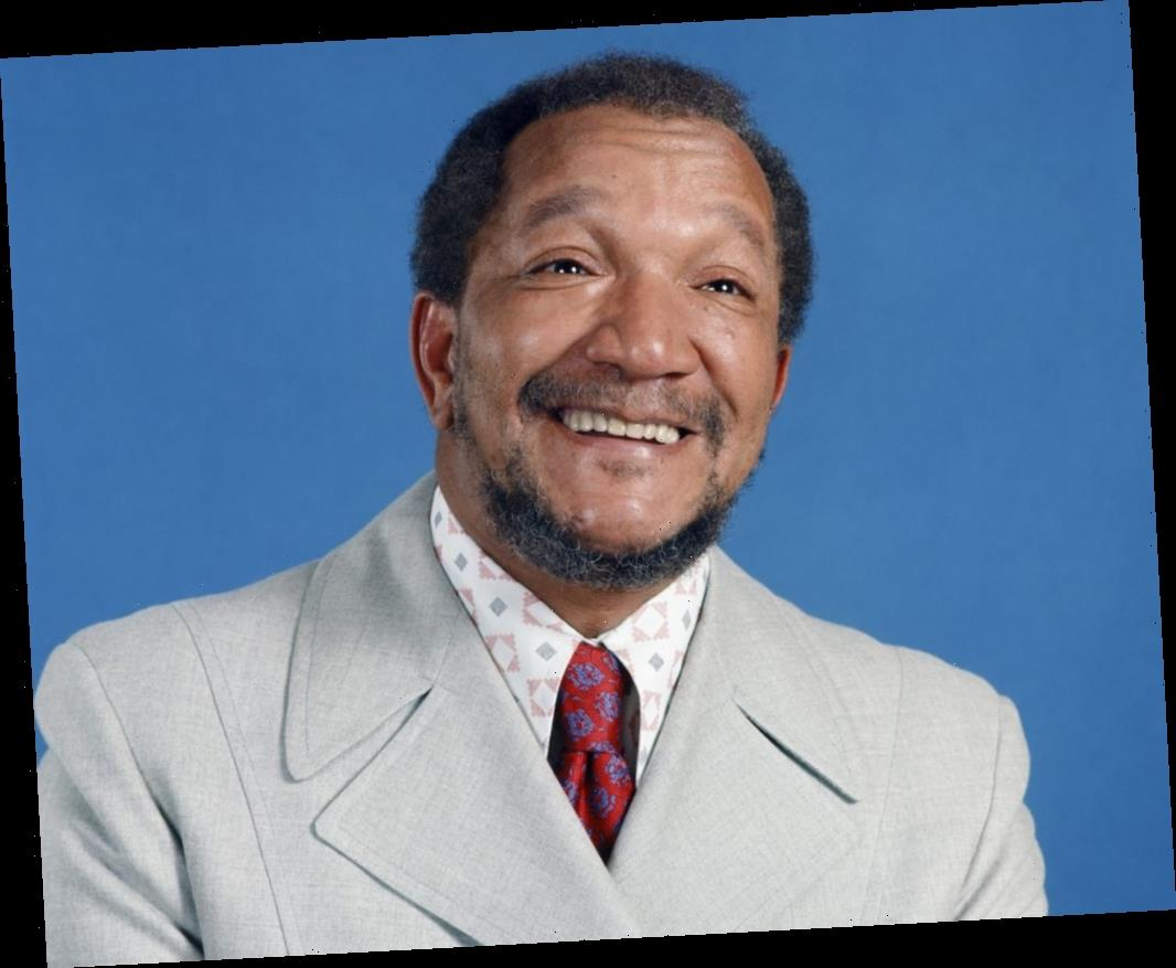 'Sanford and Son' Star Redd Foxx's Real Name Might Surprise You