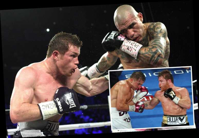 Canelo Alvarez names Cotto as most important fight in snub to Golovkin and vows to carry on boxing until he's 37