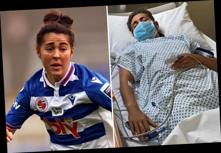 England legend Fara Williams reveals kidney condition battle while playing at Reading