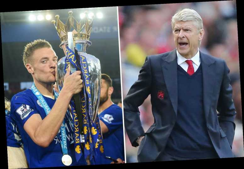 Wenger reveals he did everything he could to persuade Vardy to quit Leicester for Arsenal in £20m transfer move in 2016