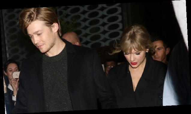 Taylor Swift Shows Love To BF Joe Alwyn After He Lands New Role In 'Conversations With Friends'