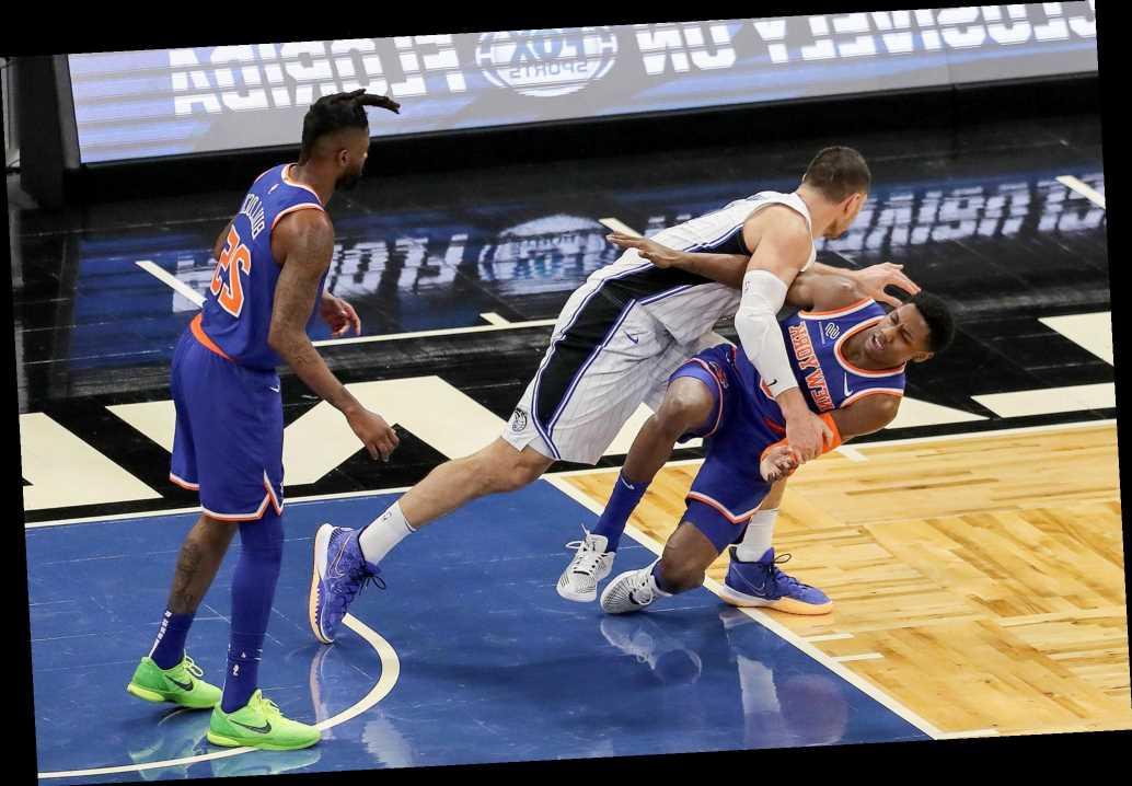 Knicks dealt harsh reminder in buzzkilling beatdown