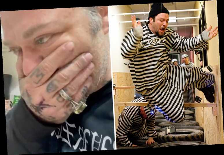 Bam Margera 'fired from Jackass 4' after he called for fans to 'boycott' film and slammed co-stars in Instagram rant
