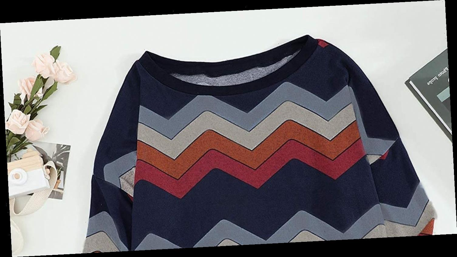 This Pullover's Retro Design Is Infinitely Cool for 2021