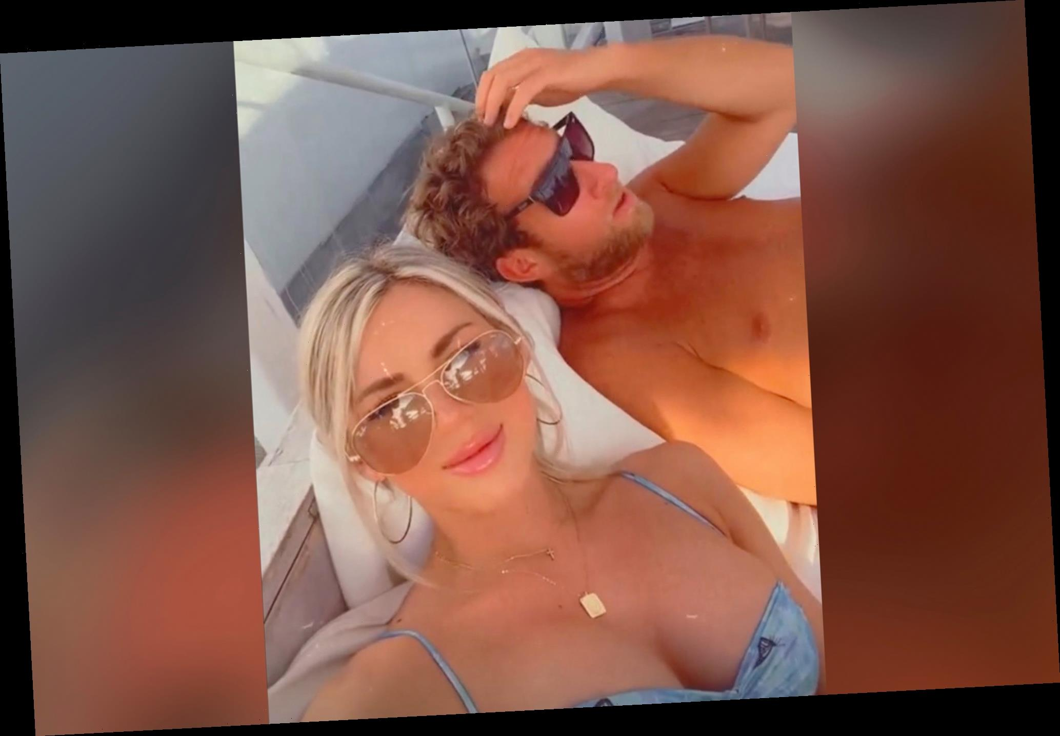Barstool boss Dave Portnoy dating ex-cheerleader Shannon St. Clair