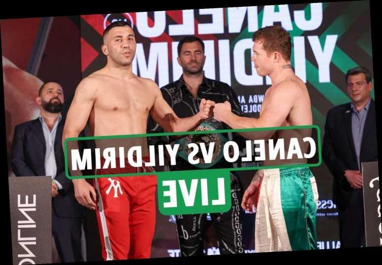 Canelo Alvarez vs Yildirim LIVE RESULTS: UK start time, DAZN stream, TV channel and full undercard – latest updates