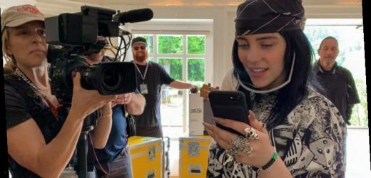 What's it like being superstar Billie Eilish? A new doco tries to find the answer