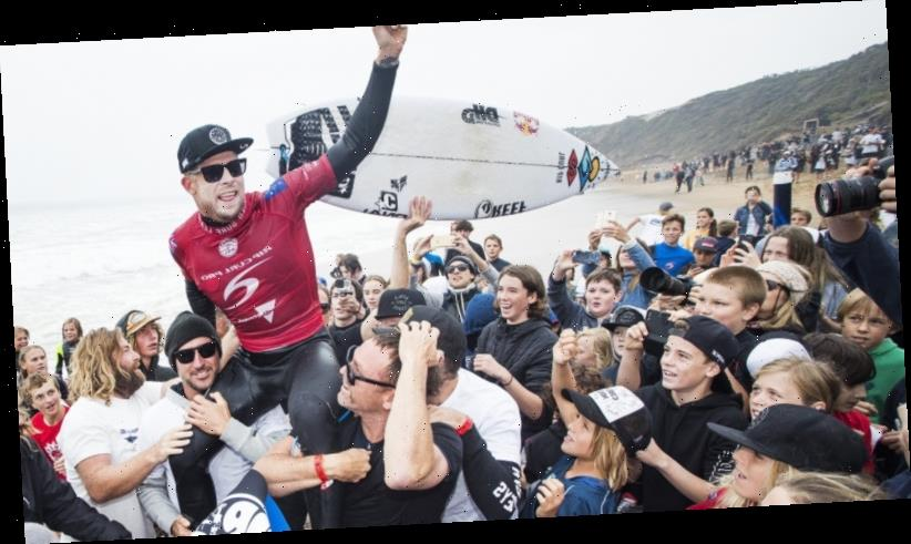 Wave goodbye: Bells Beach's loss is a win for Newcastle
