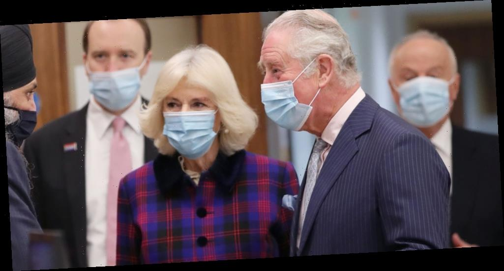 Prince Charles & Camilla, Duchess of Cornwall Make First In-Person Royal Visit of 2021