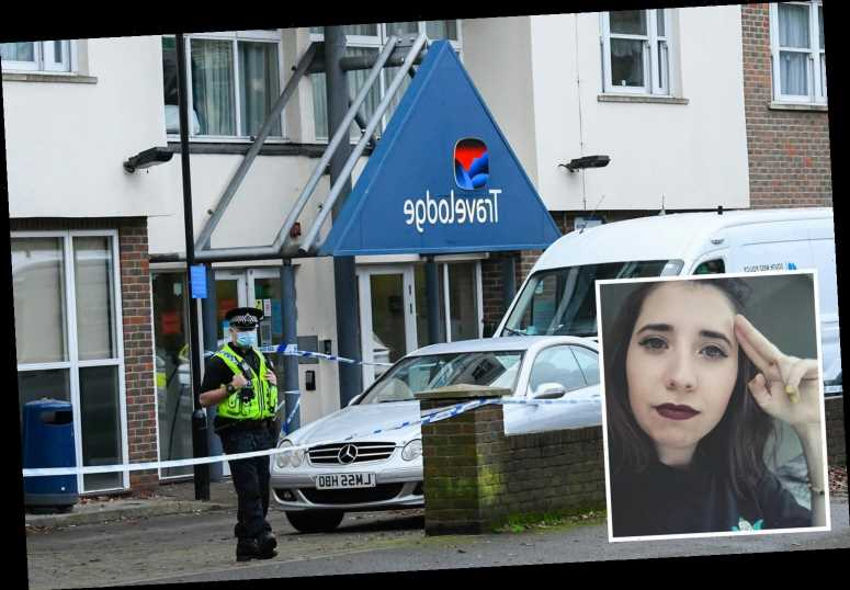 Man, 32, in court after 'battering Travelodge receptionist to death during night shift'
