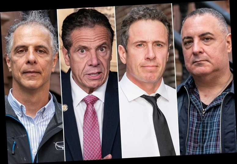 Sons of vet who died in nursing home rip Gov. Cuomo, demand Chris Cuomo interview