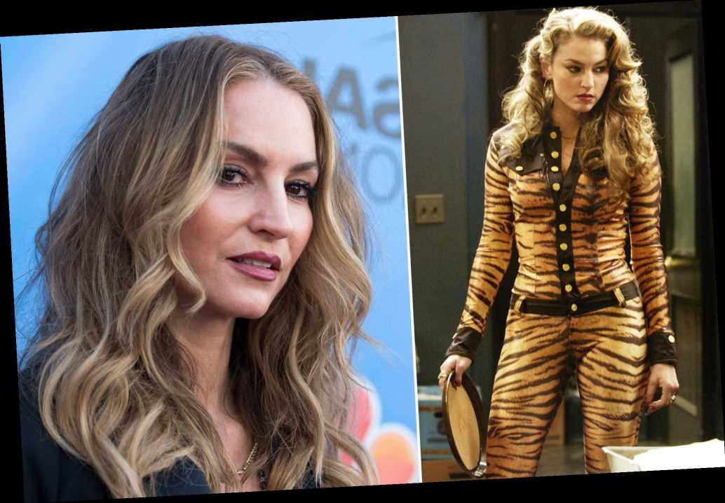 Drea de Matteo earned a paltry amount in her first year on 'The Sopranos'