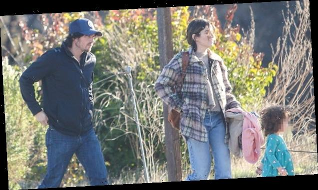 Ian Somerhalder & Nikki Reed Go For A Hike With Their Daughter Bodhi Soleil, 3, In Rare New Family Pics