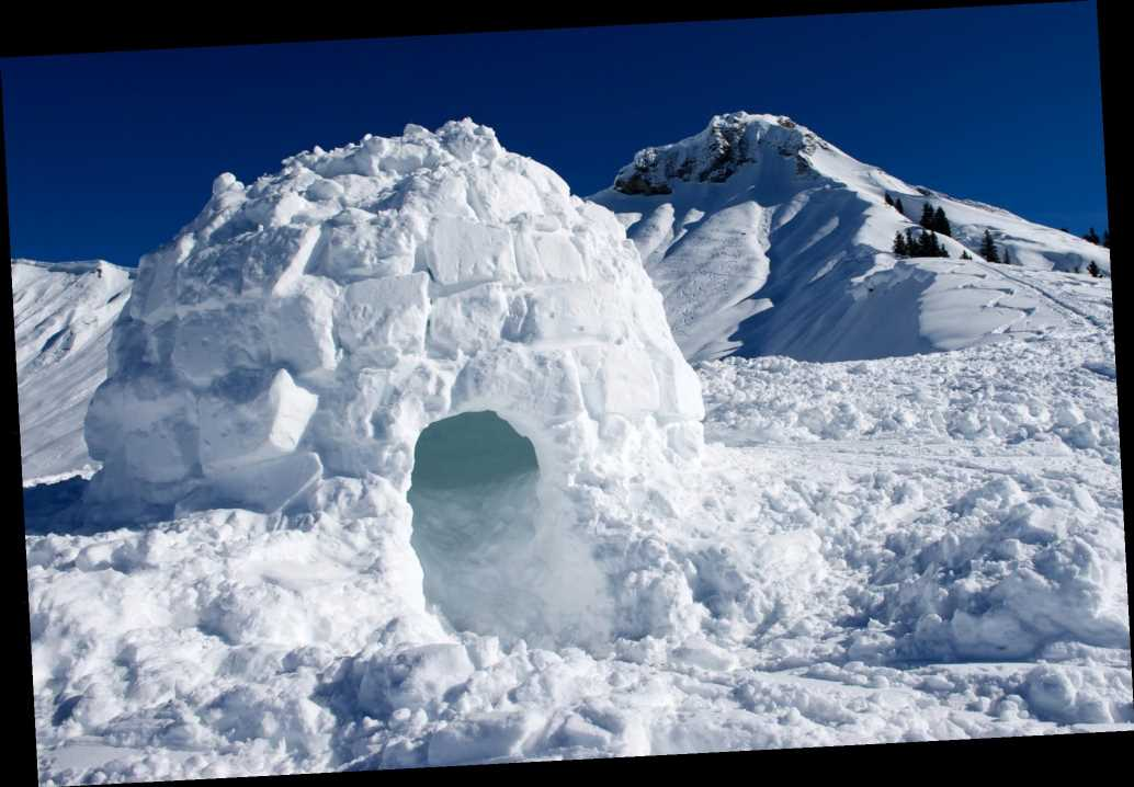 7-year-old boy in Switzerland killed by homemade igloo