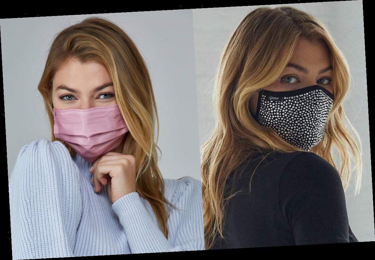 Hollywood's Favorite Face Mask Brands Secretly Launched Sitewide Sales to Support Double Masking