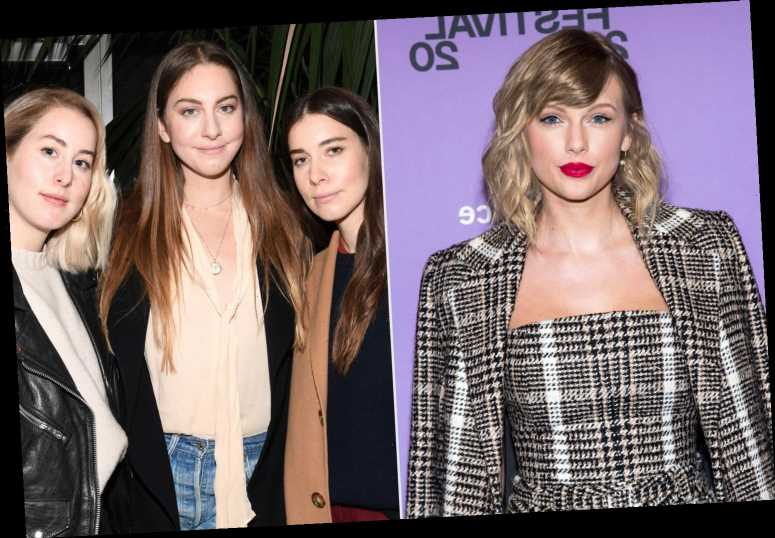 Haim Releases Remix of 'Gasoline' Featuring Taylor Swift