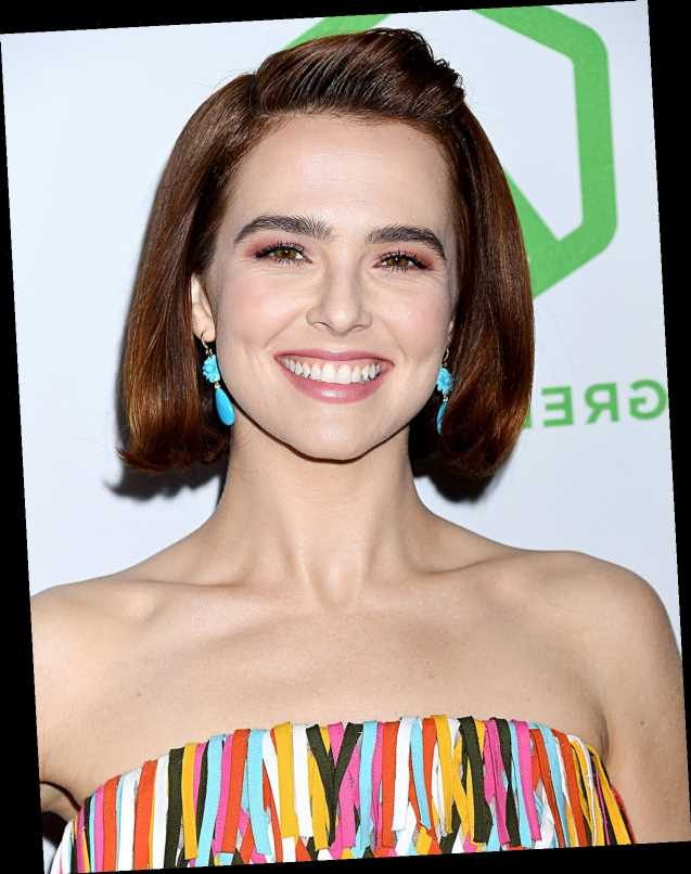 Zoey Deutch's Pandemic Uber Eats Addiction Is Very Relatable: 'I Shouldn't Be Allowed on This App'