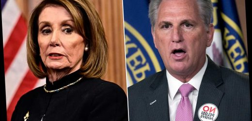 House Dems added $40M to $100M 'Pelosi subway' pork in COVID bill: McCarthy