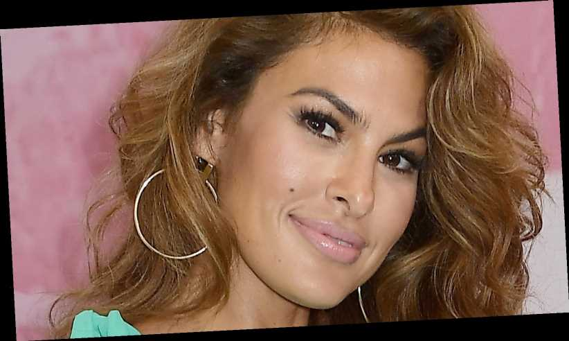Eva Mendes Shares Relatable Pandemic Parenting Post