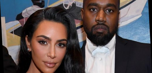 The Internet Reacts To Kanye West And Kim Kardashian's Divorce News