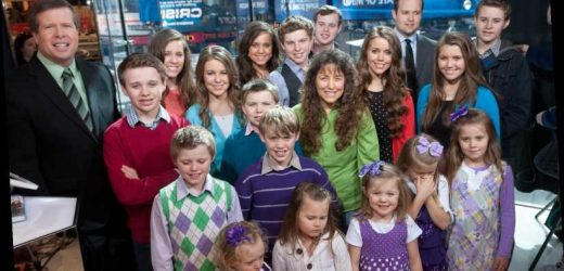 The Real Reason All The Duggar Kids' Names Start With J