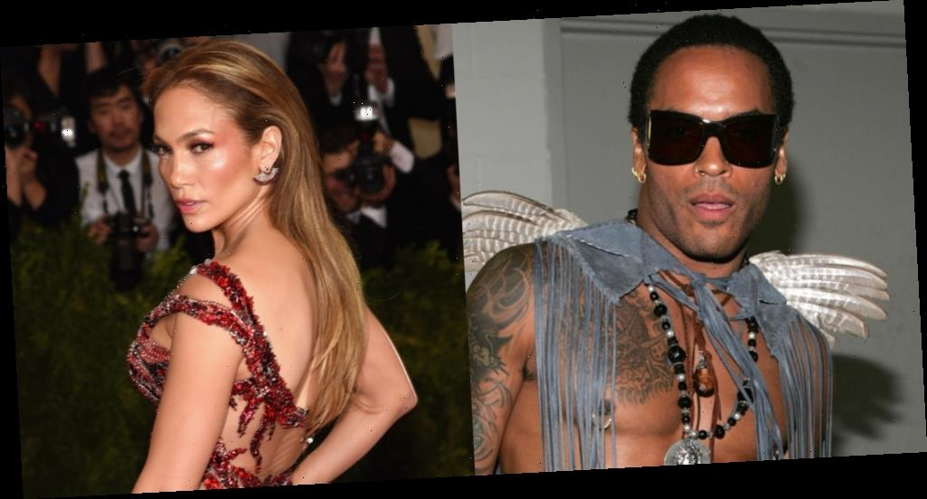 Lenny Kravitz Joins Jennifer Lopez in 'Shotgun Wedding'