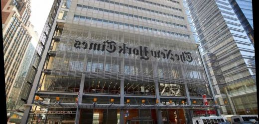 Half of New York Times employees feel they can't speak freely: survey