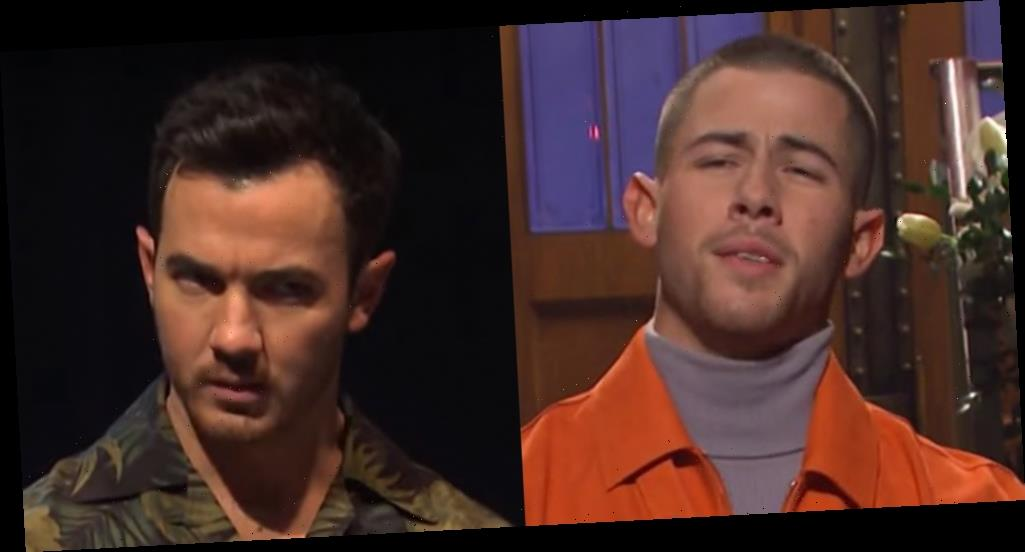 Kevin Jonas Asks If The Jonas Brothers Are Still Together During Nick's 'SNL' Monologue – Watch Now!
